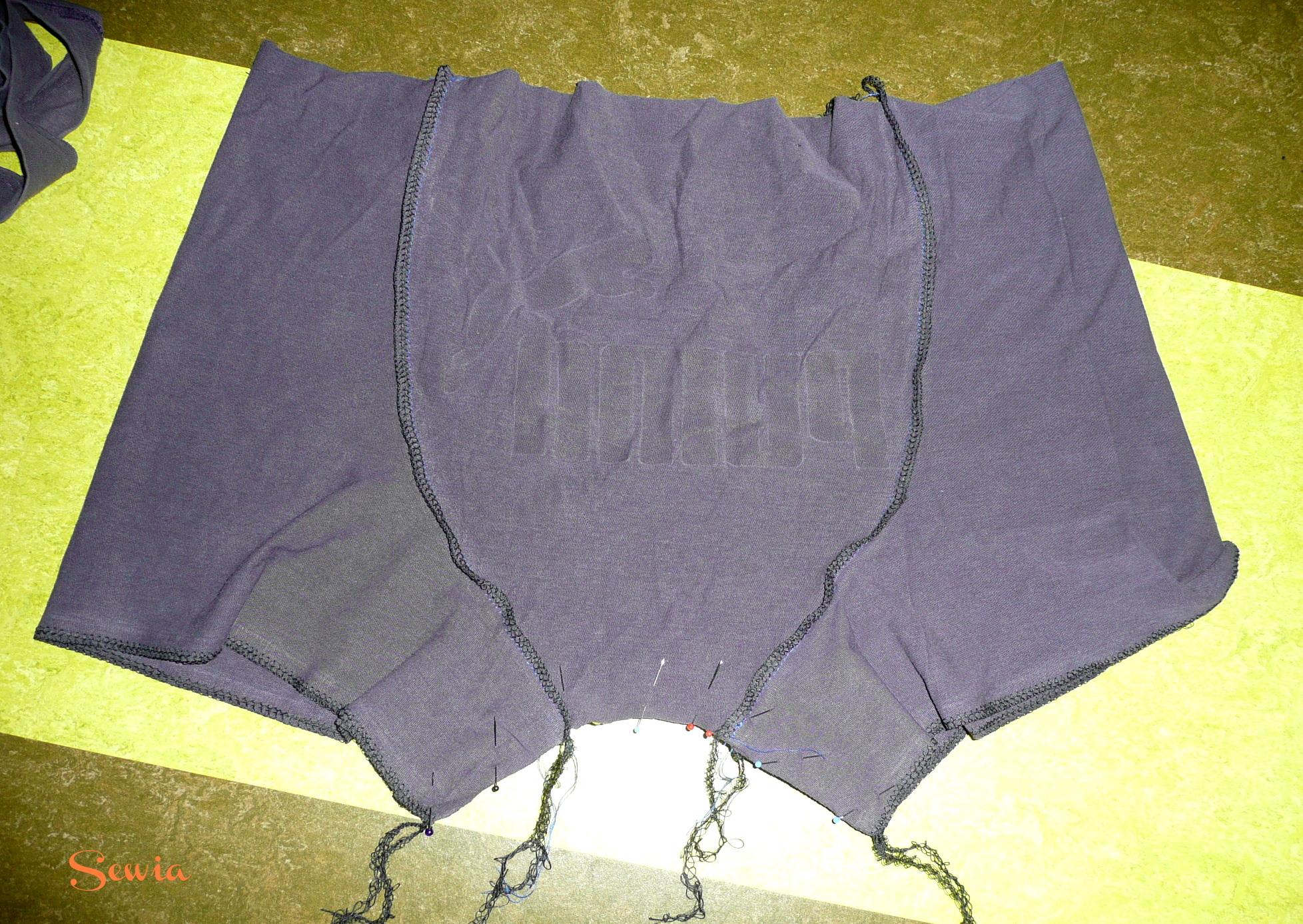 Herren kostenlos boxershorts schnittmuster Kostenloses schnittmuster